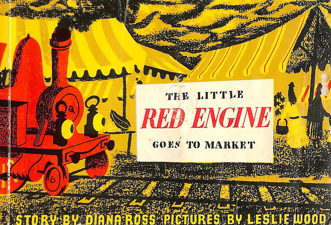 Image for Little Red Engine Goes to Market