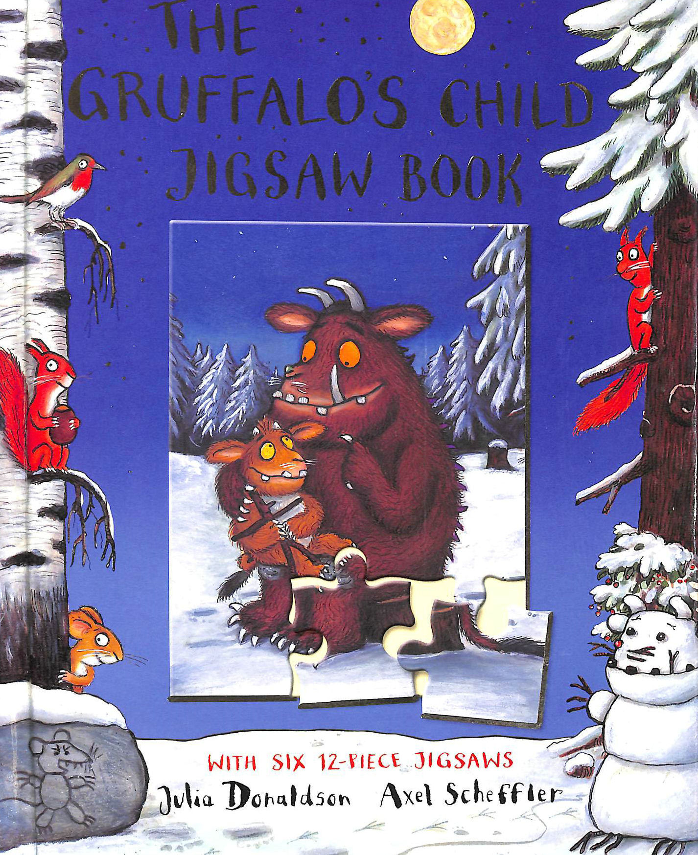 Image for The Gruffalo's Child Jigsaw Book