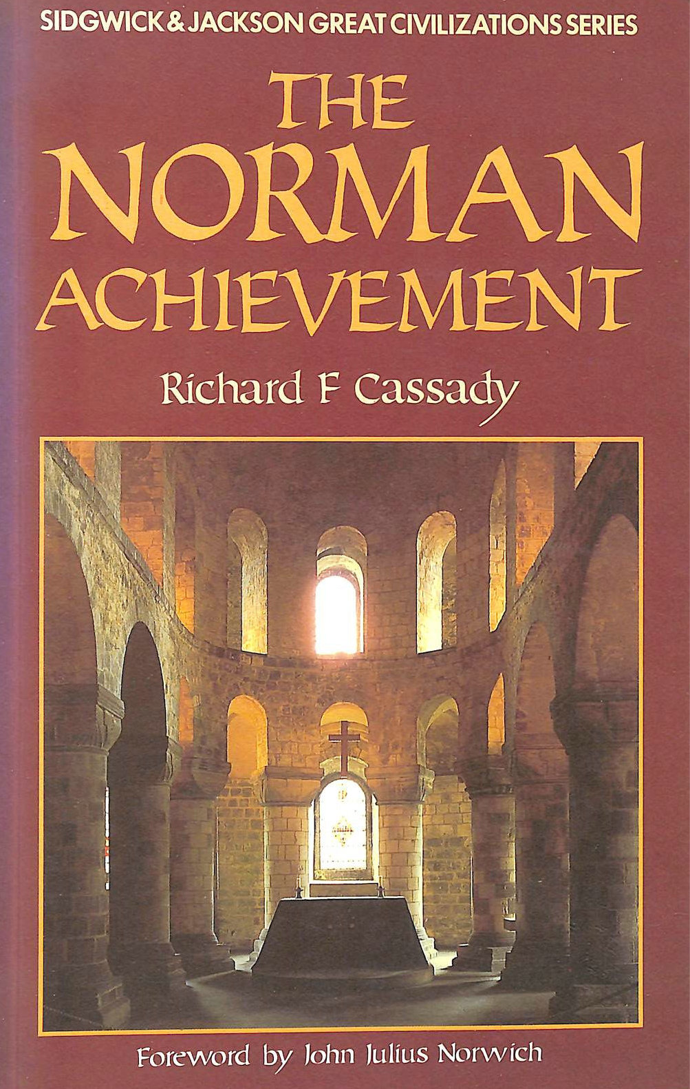 Image for The Norman Achievement