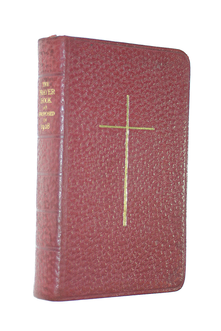 Image for The Book of Common Prayer and Psalms