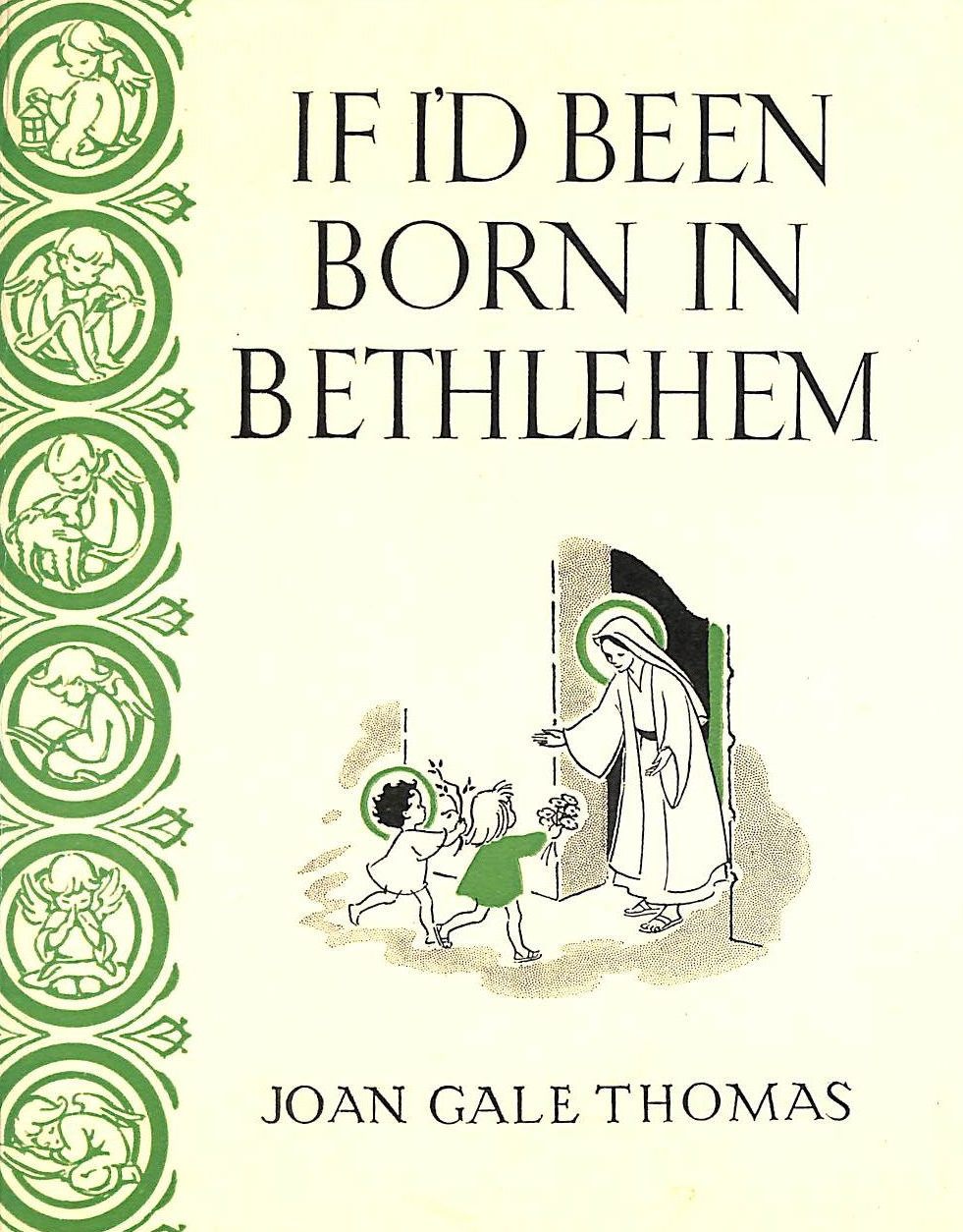 Image for If I'd Been Born in Bethlehem
