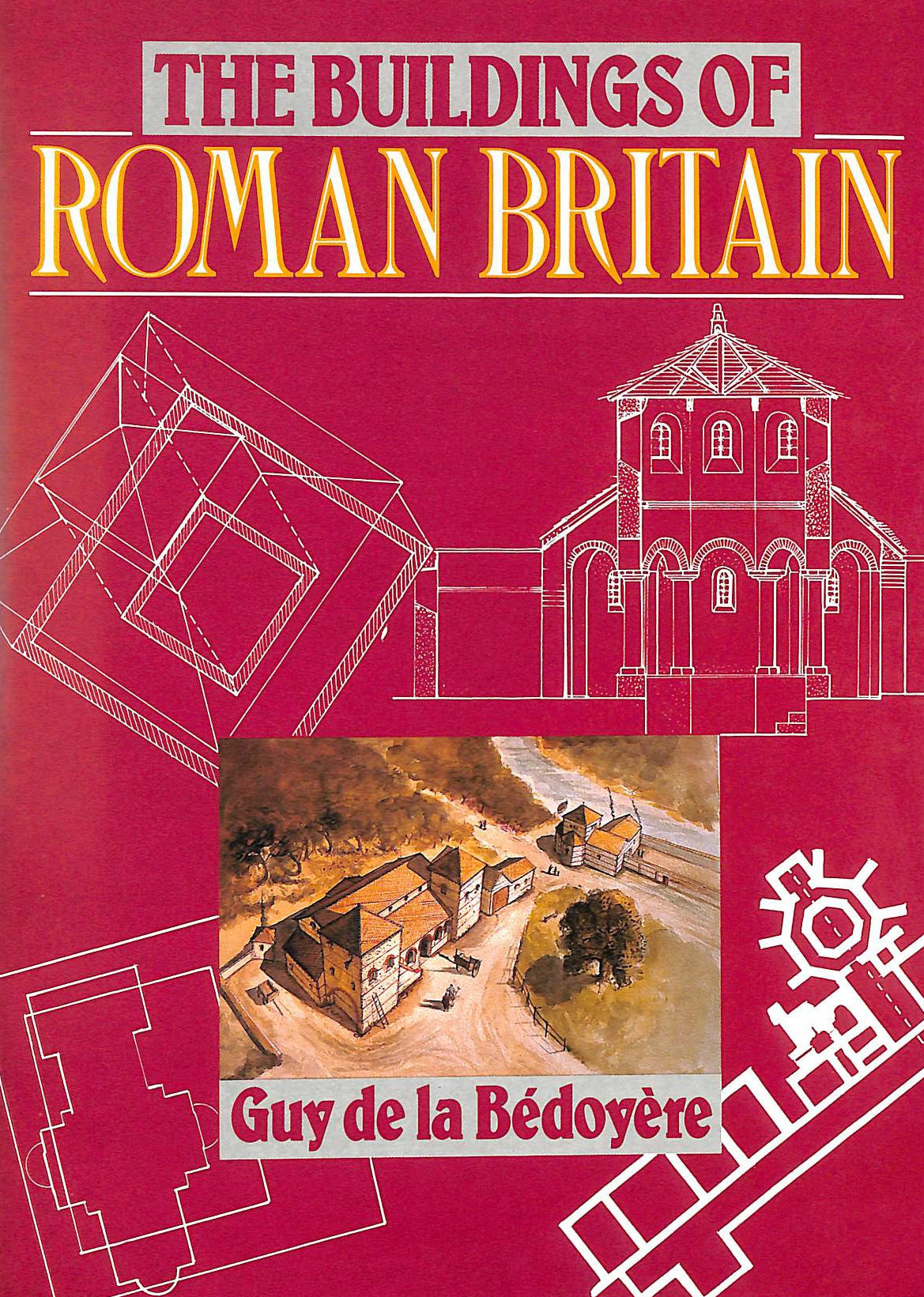 Image for The Buildings of Roman Britain