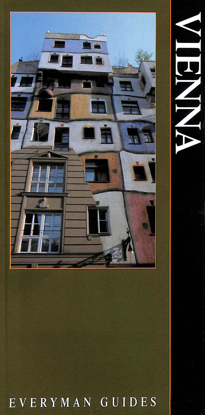 Image for Vienna (Everyman Guides)