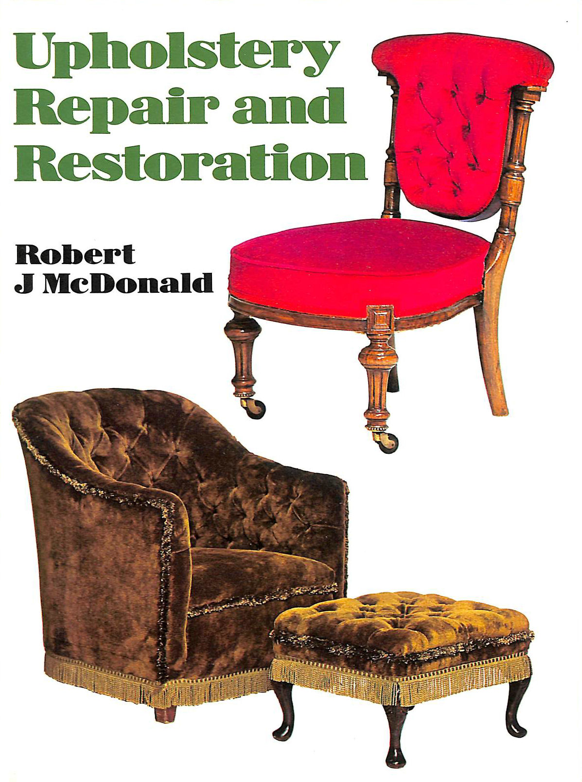 Image for Upholstery Repair and Restoration