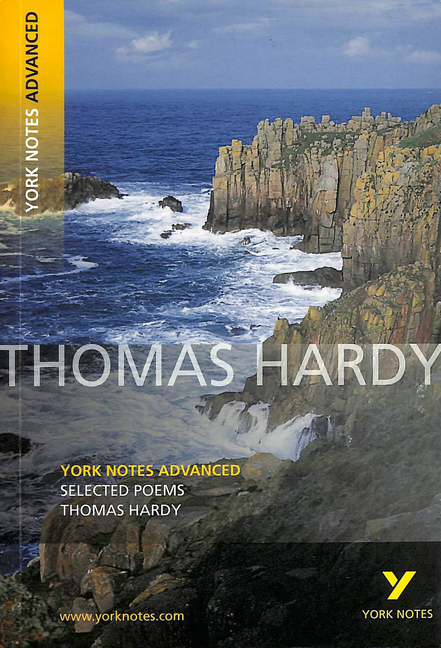 Image for Selected Poems of Thomas Hardy: York Notes Advanced
