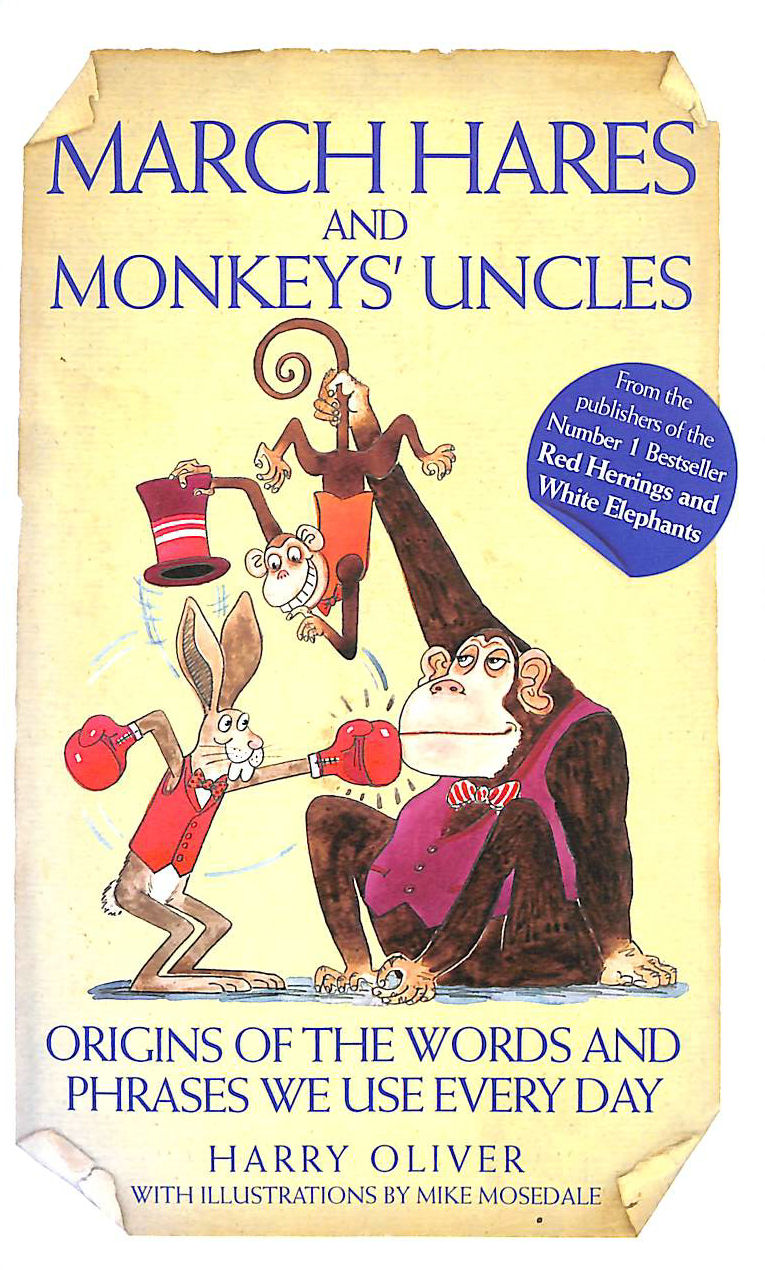 Image for March Hares and Monkeys' Uncles