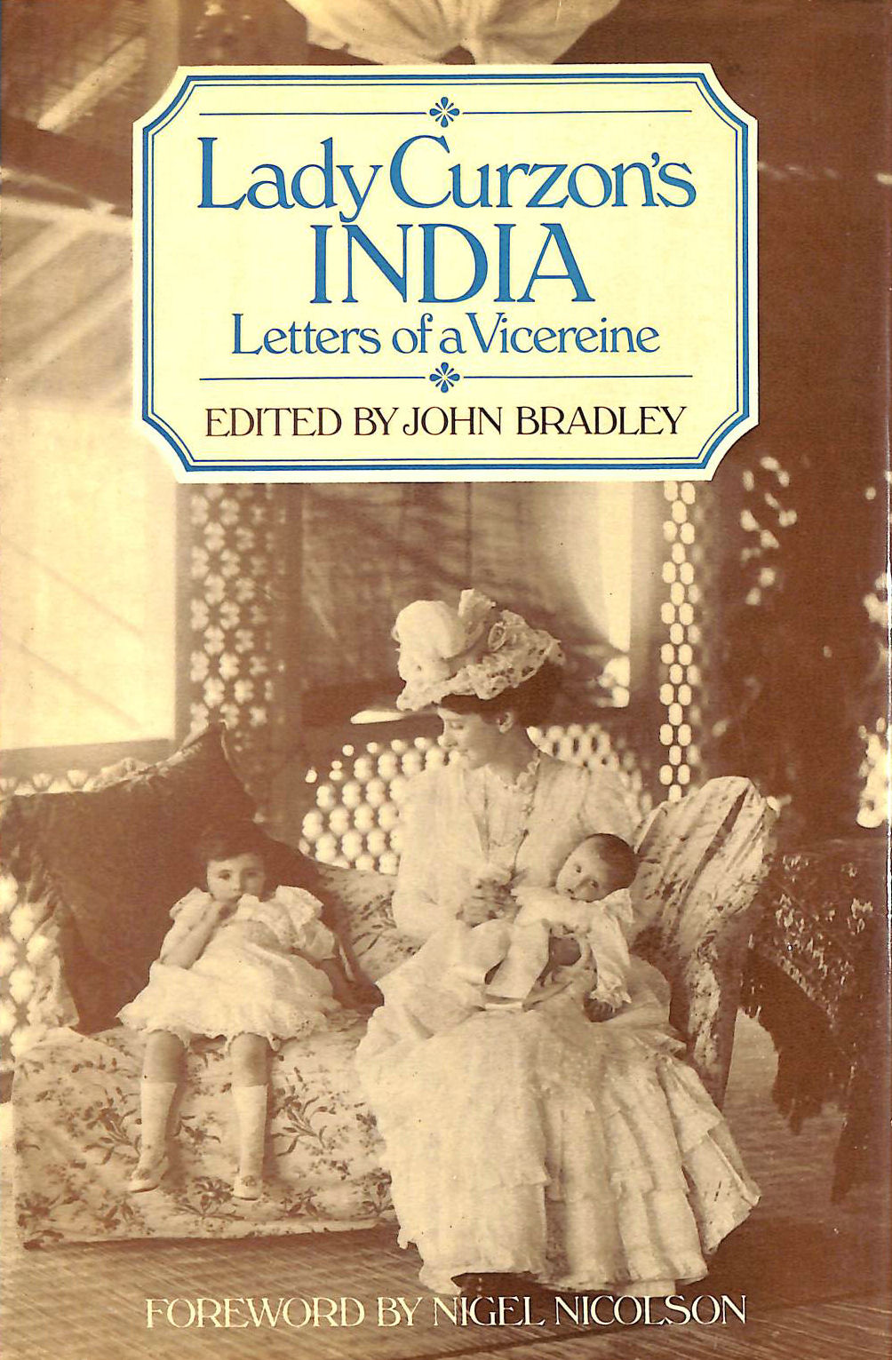 Image for Lady Curzon's India