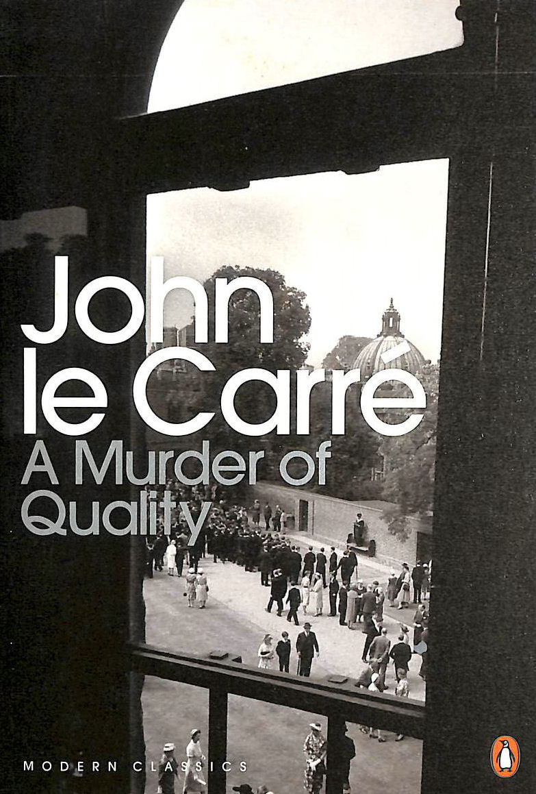 Image for A Murder of Quality (Penguin Modern Classics)