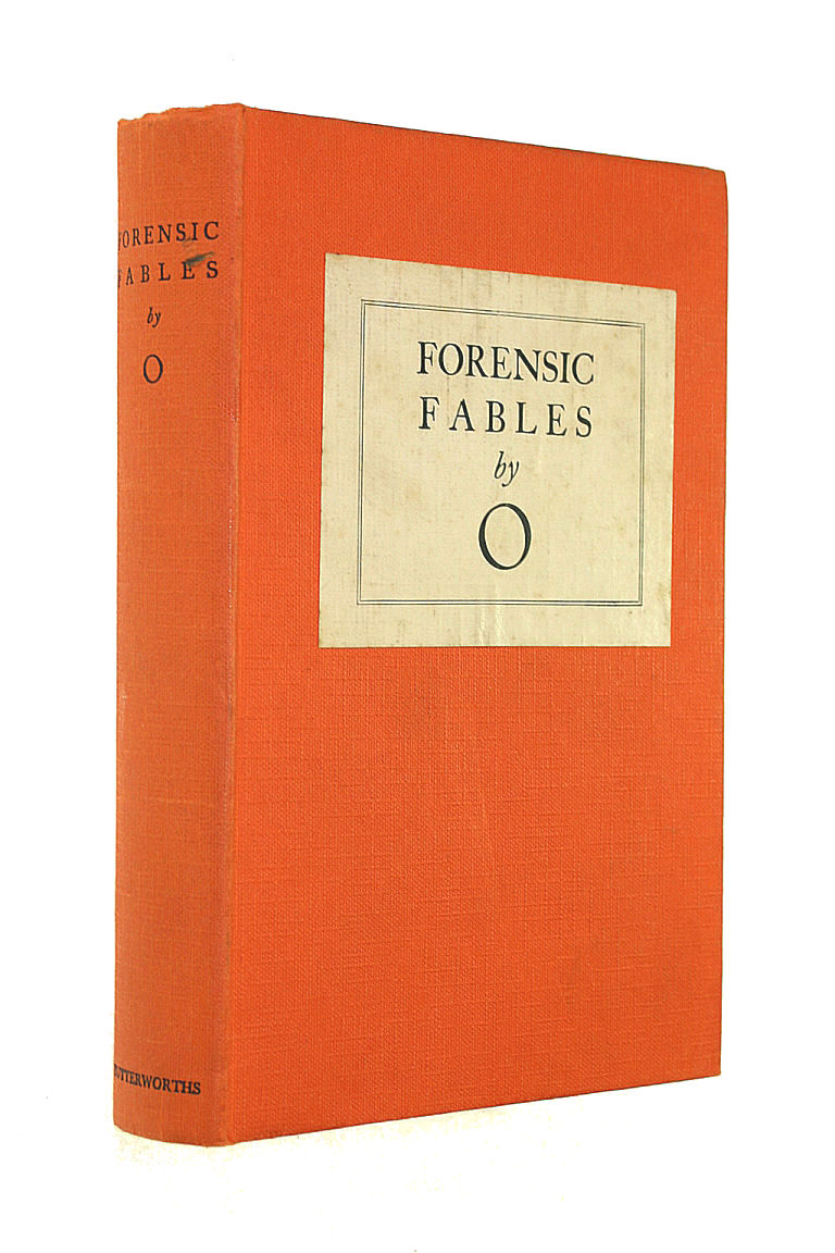 Image for Forensic Fables