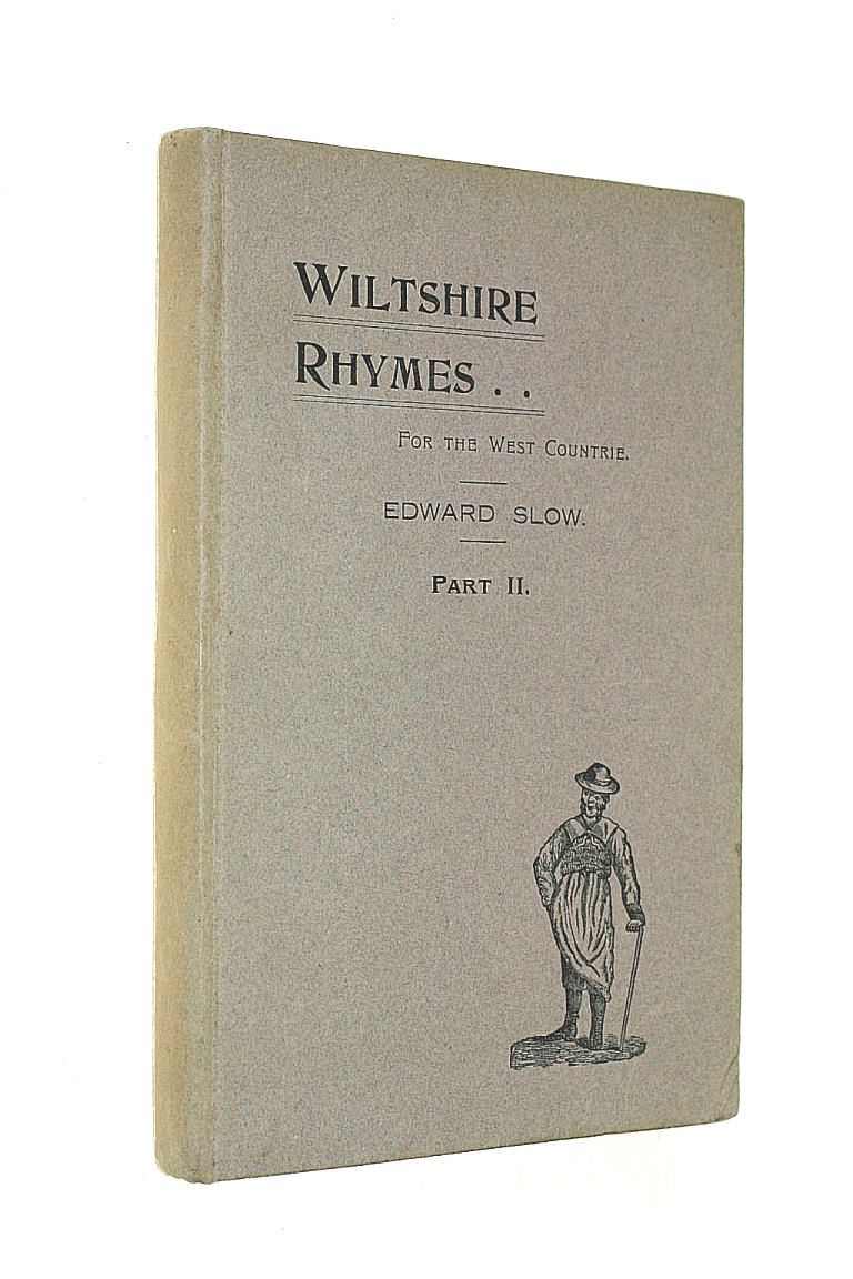 Image for Wiltshire Rhymes: Part II