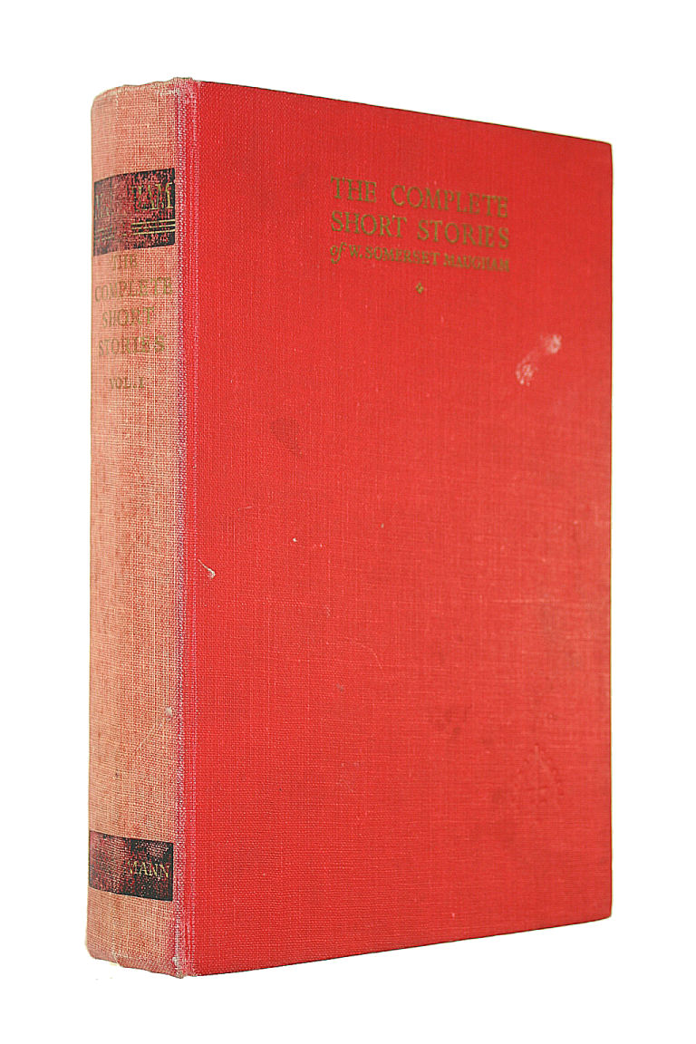 Image for The Complete Short Stories of W. Somerset Maugham, Vol. 1