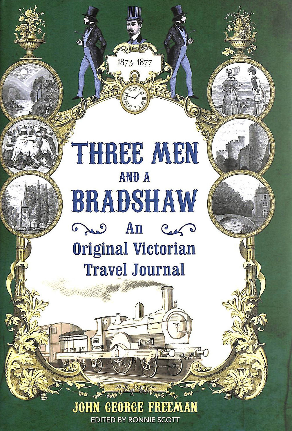 Image for Three Men and a Bradshaw