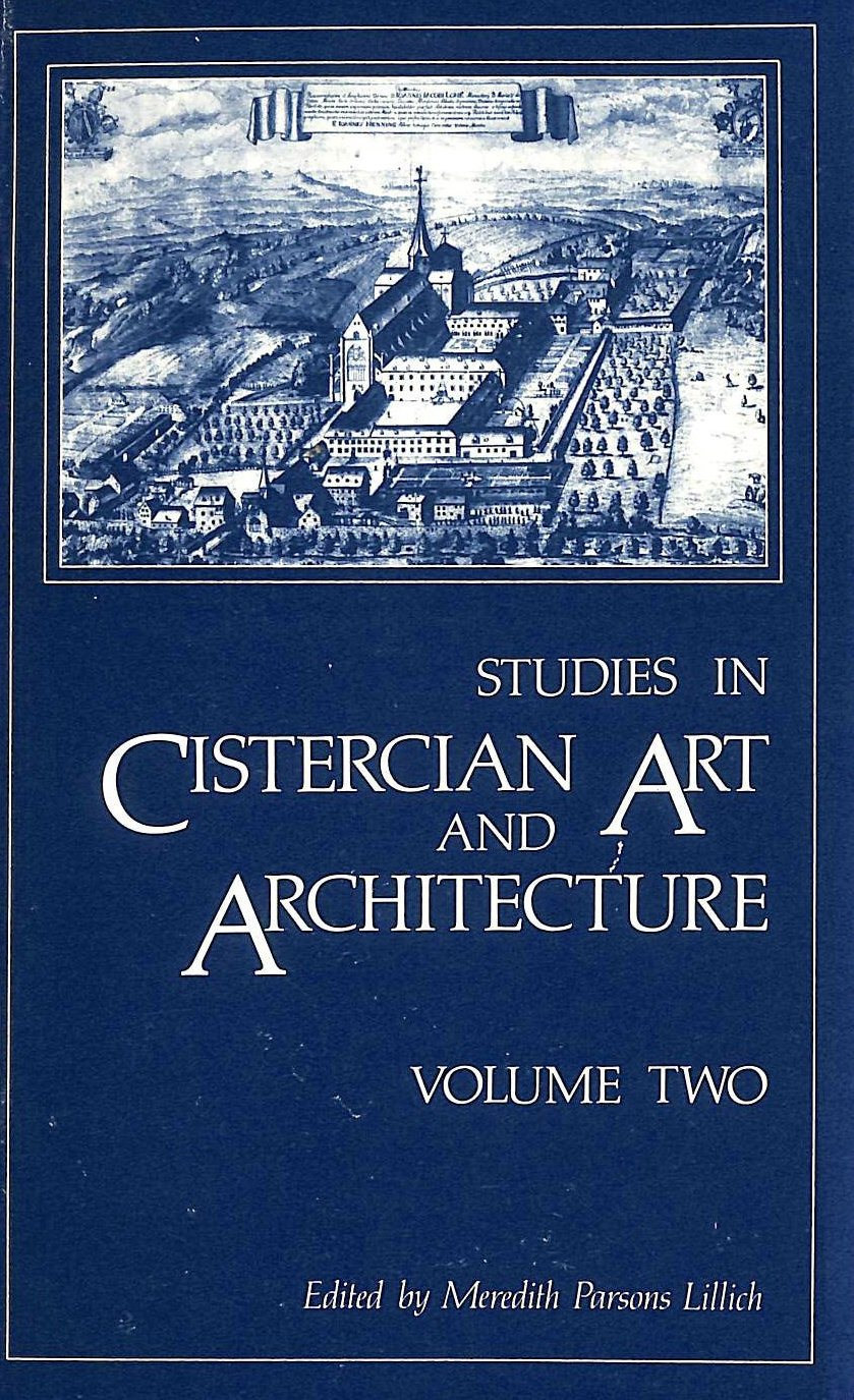 Image for Studies in Cistercian Art and Architecture: v. 2 (Cistercian Studies Series)