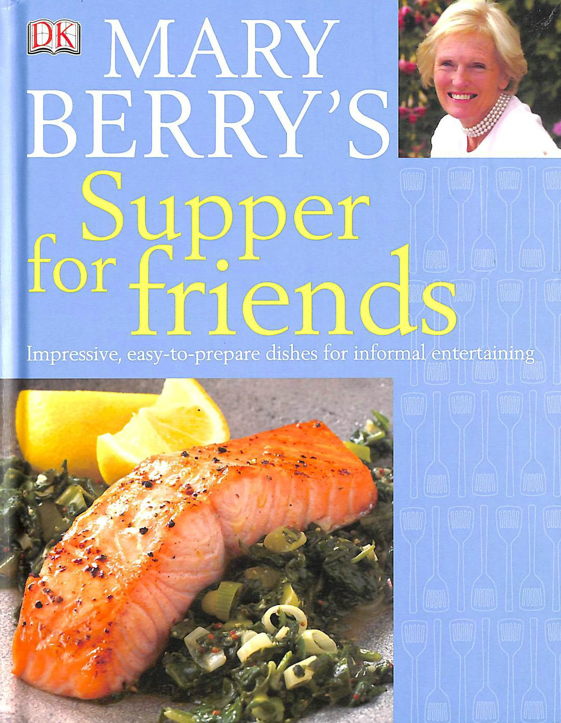 Image for Mary Berry's Supper for Friends