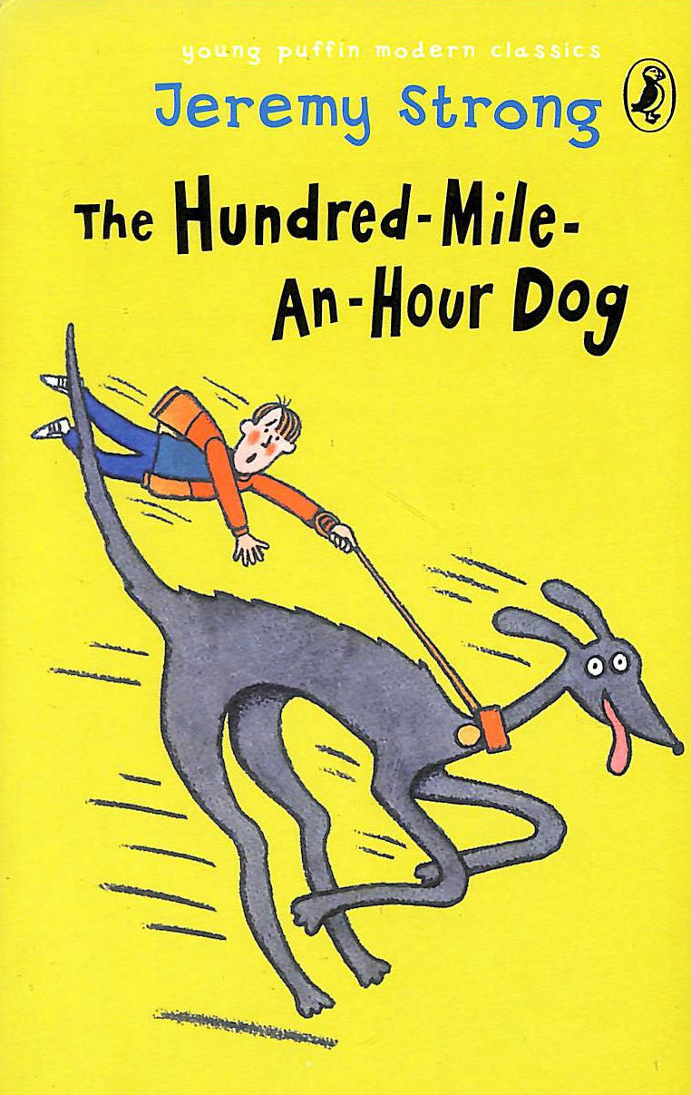 Image for The Hundred-Mile-an-Hour Dog (Young Puffin Modern Classics)