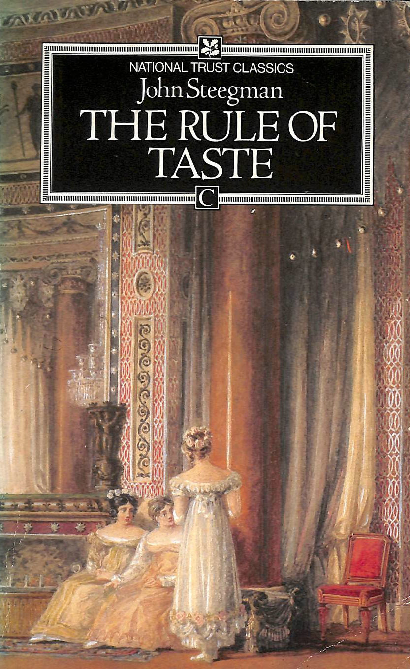 Image for The Rule of Taste (National Trust S.)