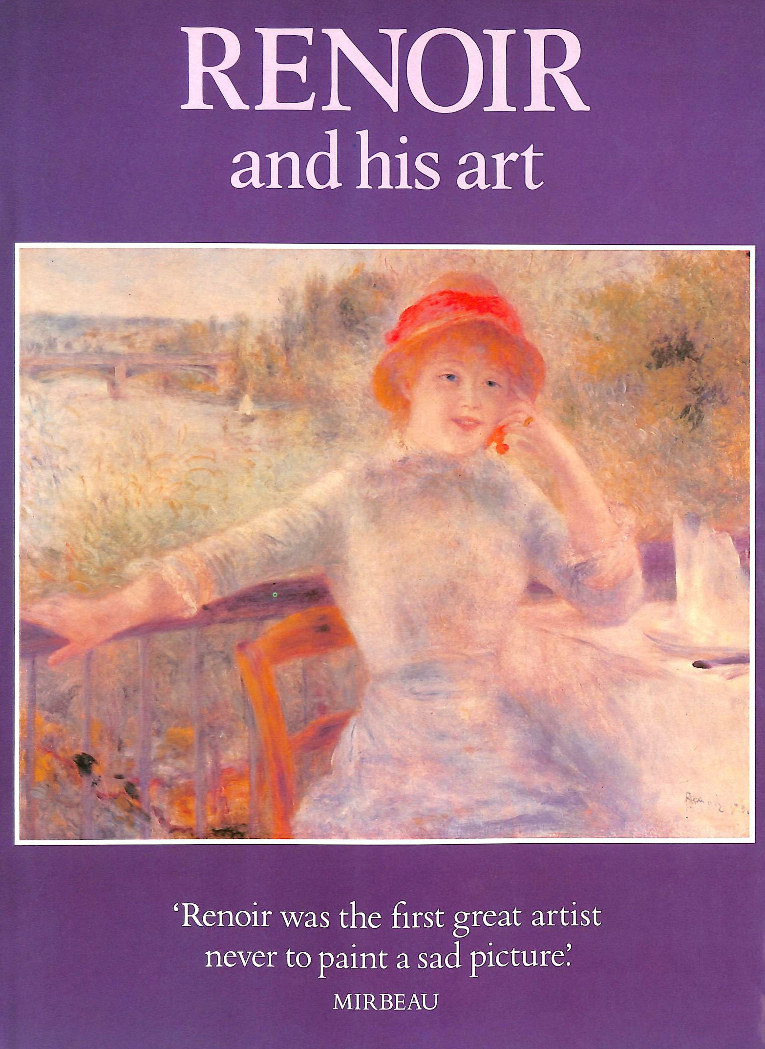 Image for Renoir and His Art (Masters S.)