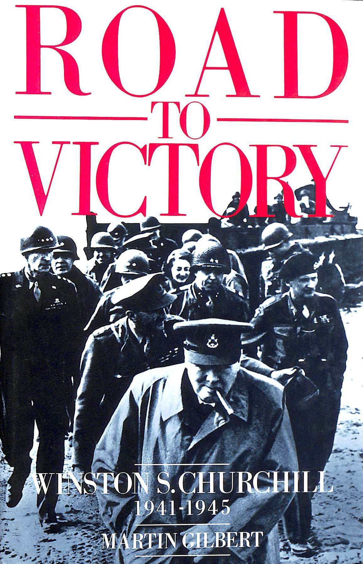 Image for Churchill, Winston S.: Road to Victory, 1941-45 v. 7