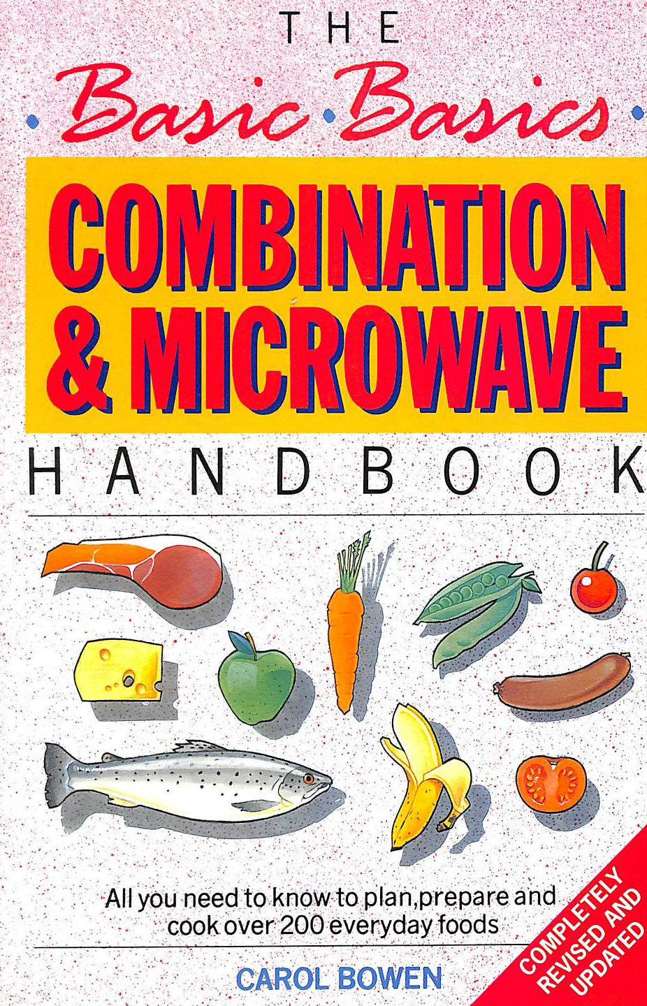 Image for The Basic Basics Combination and Microwave Handbook