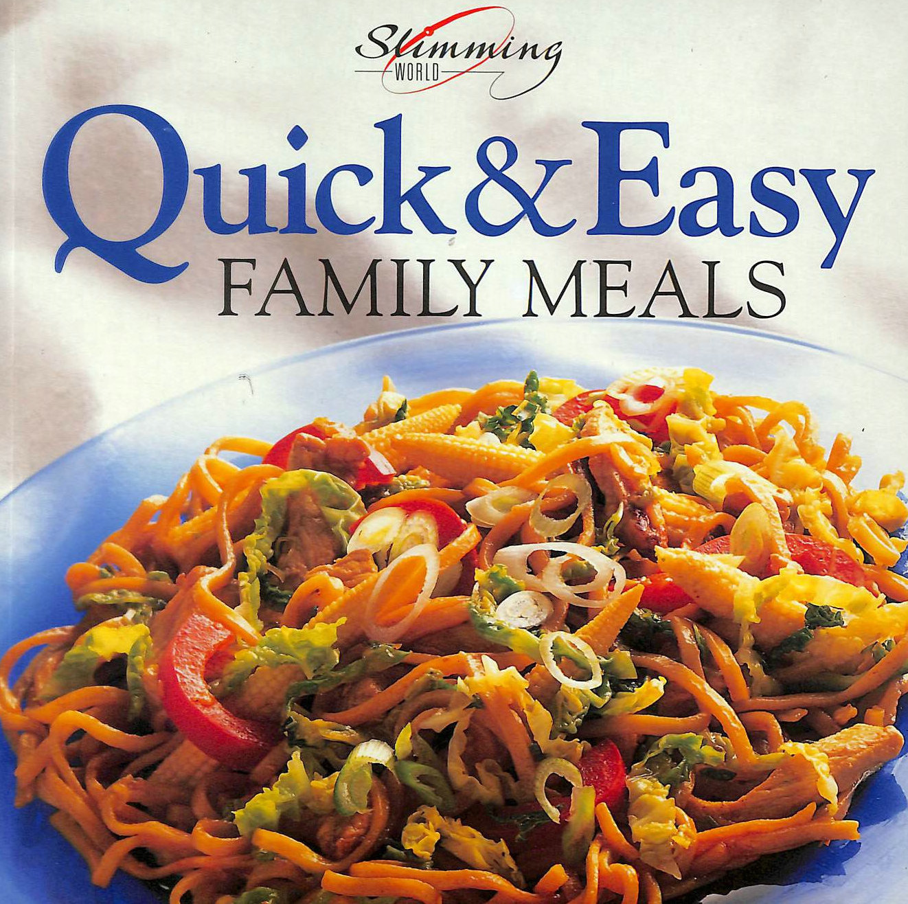 Image for Quick & Easy Family Meals [Slimming World]