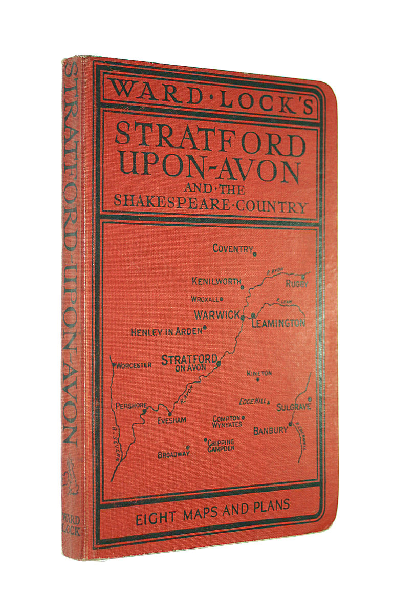 Image for STRATFORD UPON AVON AND SHAKESPEARE's WARWICKSHIRE