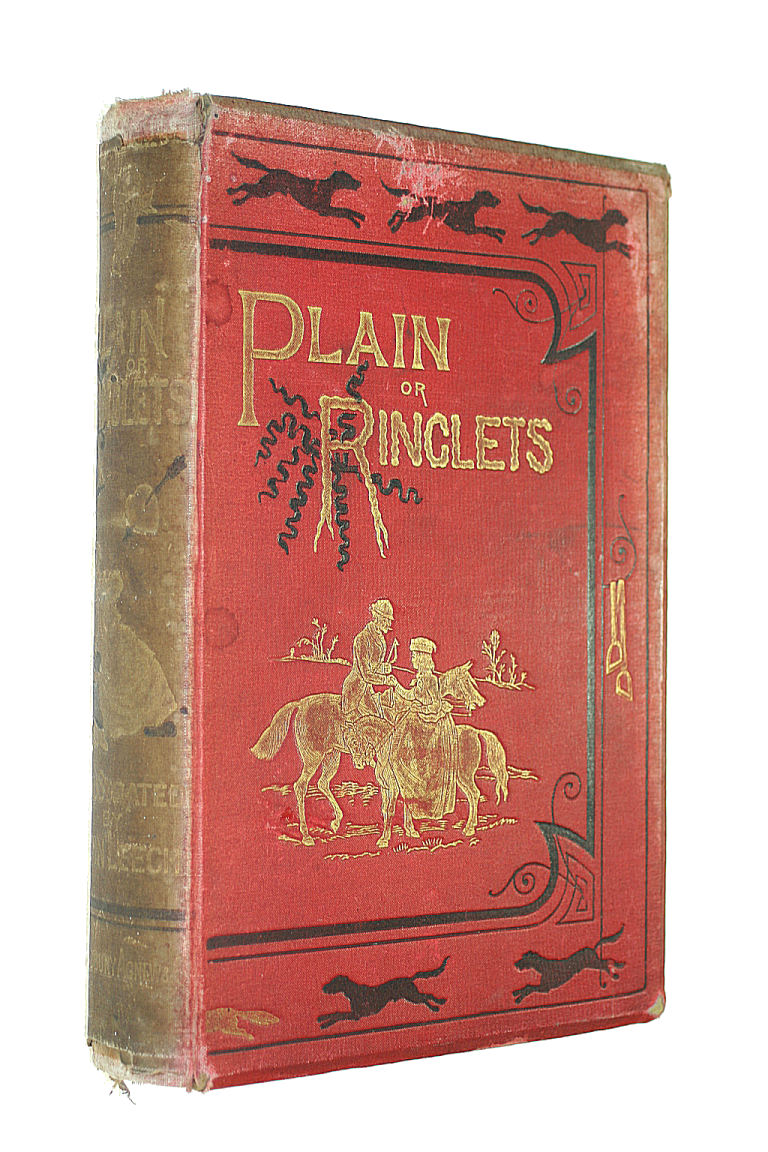 Image for Plain Or Ringlets, Mr. Sponge's Sporting Tour, Handley Cross, Mr. Romford's Hounds And Ask Mama, 5 Volumes.