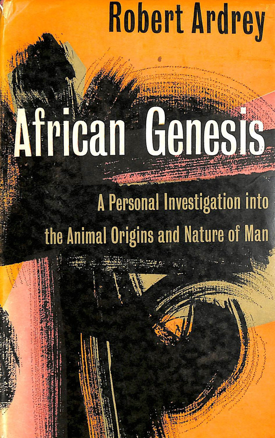Image for African Genesis