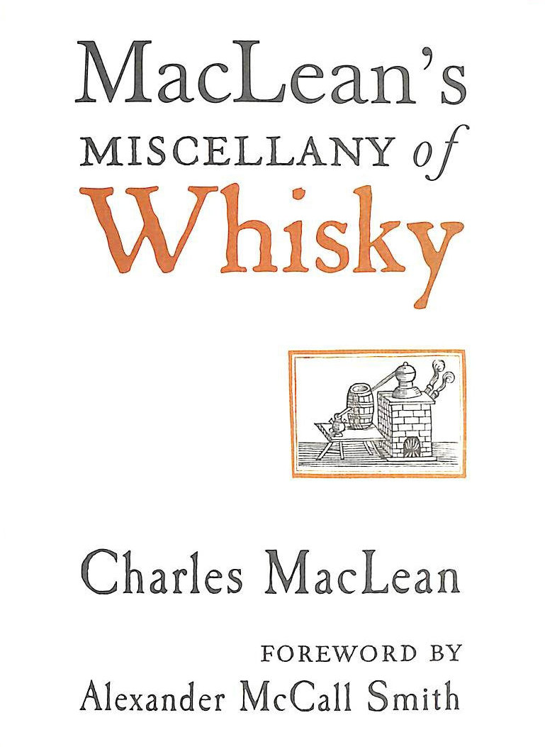 Image for MacLean's Miscellany of Whisky