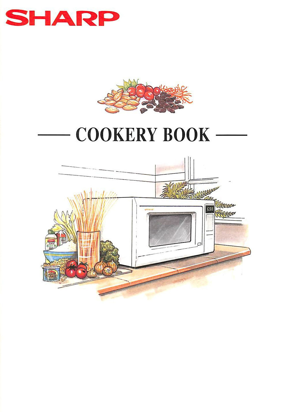 Image for Sharp Cookery Book