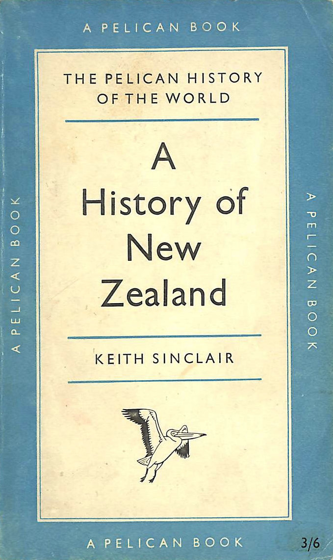 Image for A History of New Zealand