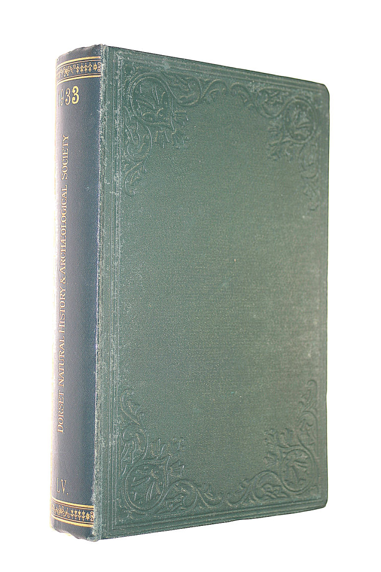 Image for PROCEEDINGS OF THE DORSET NATURAL HISTORY AND ARCHAEOLOGICAL SOCIETY VOLUME LV