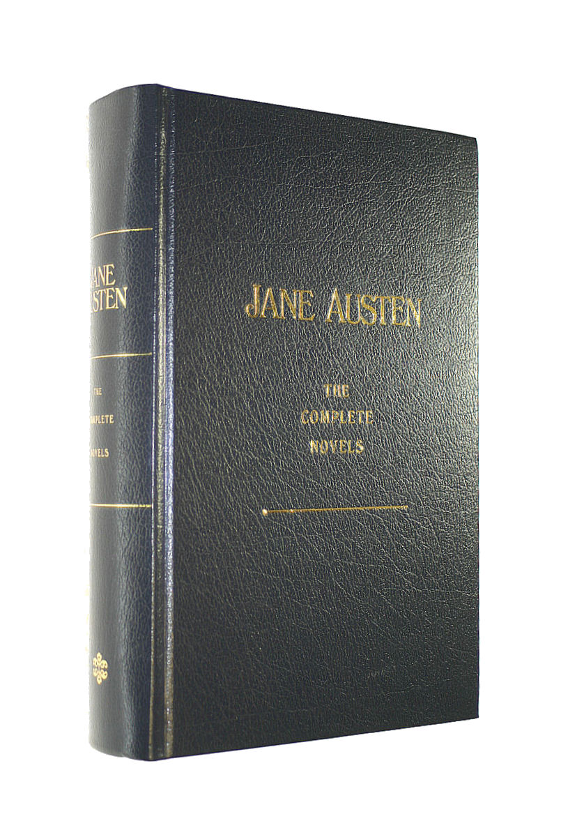 Image for Jane Austen the complete Novels, Pride and Prejudice, Sense and Sensibility, Emma, Mansfield Park, Northanger Abbey, Persuasion