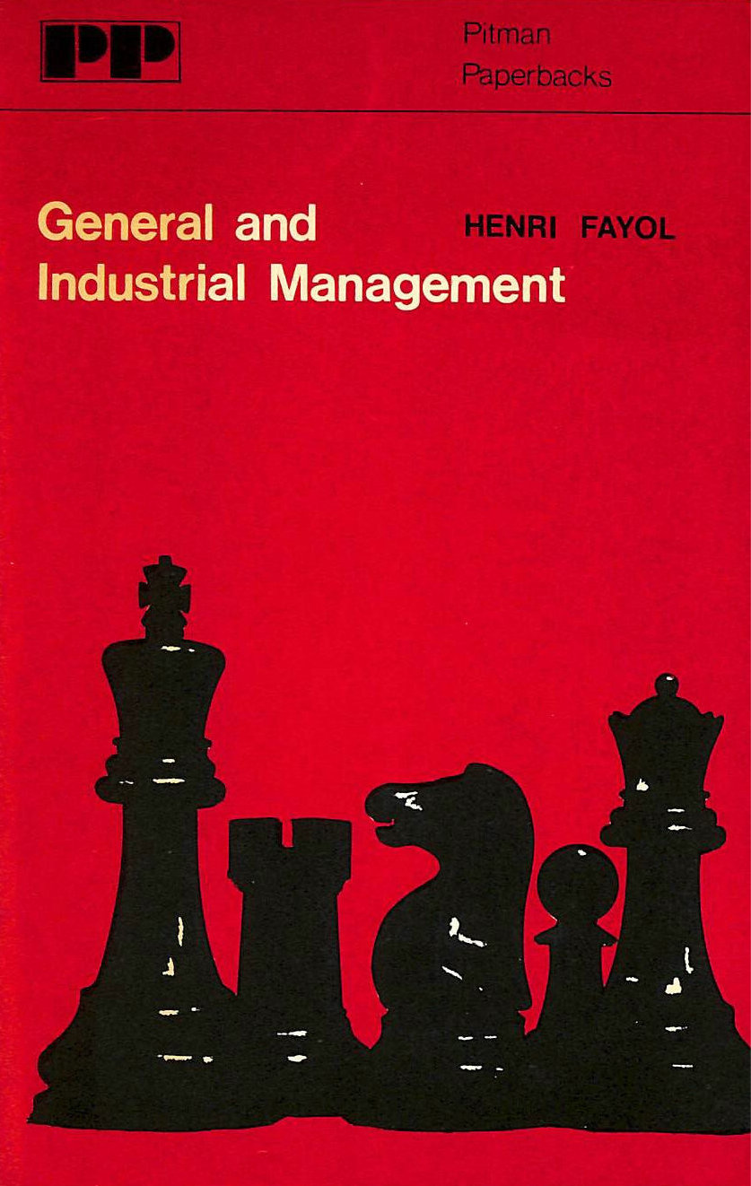 Image for General and Industrial Management