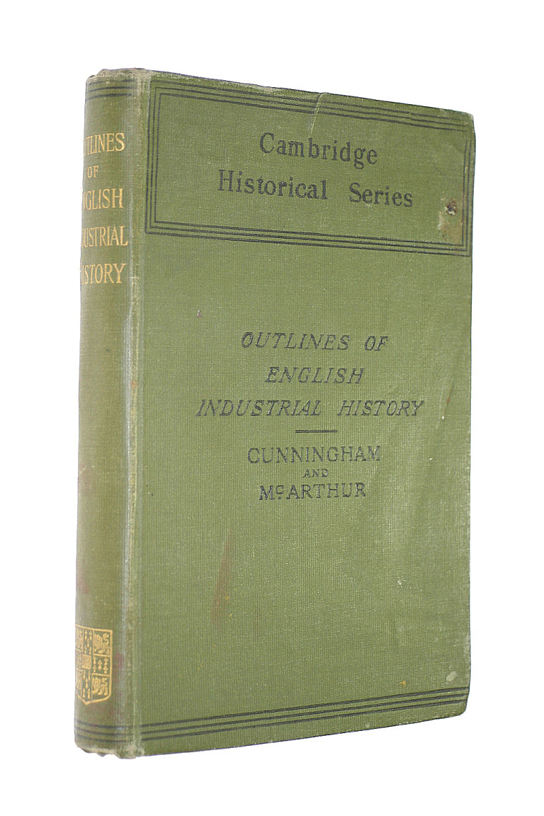 Image for Outlines of English Industrial History