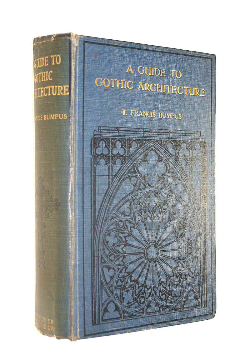 Image for A GUIDE TO GOTHIC ARCHITECTURE