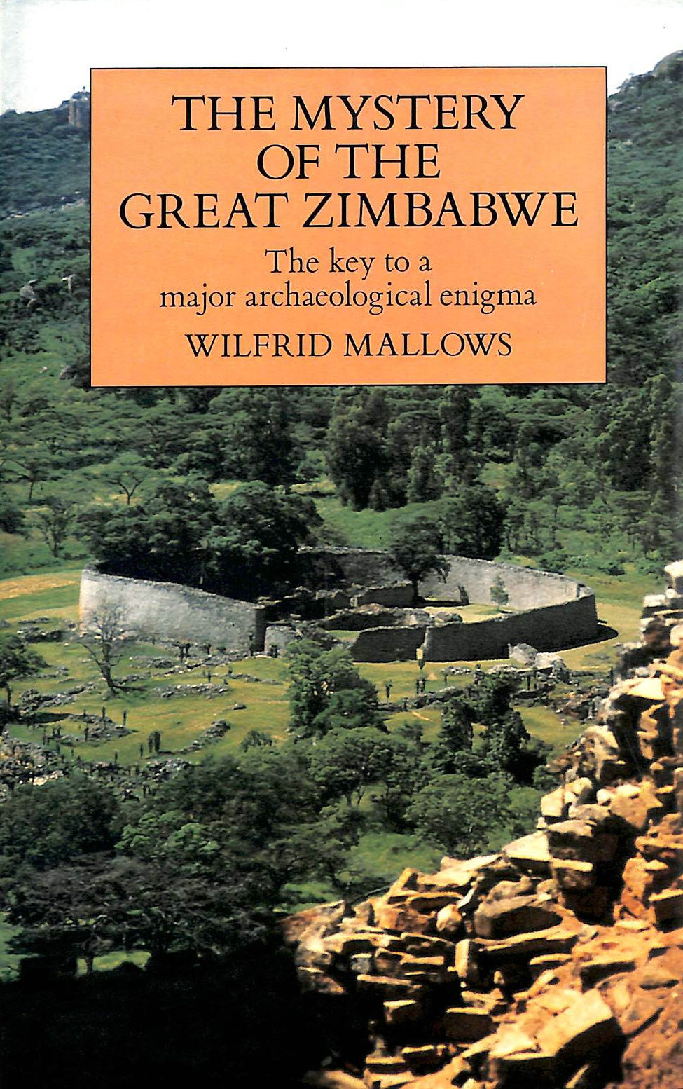 Image for Mystery of the Great Zimbabwe