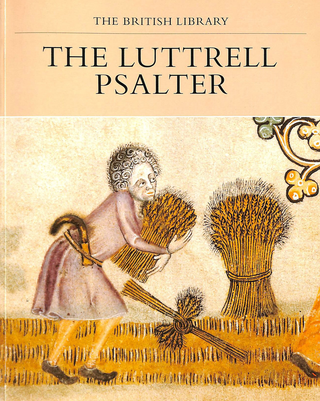 Image for The Luttrell Psalter