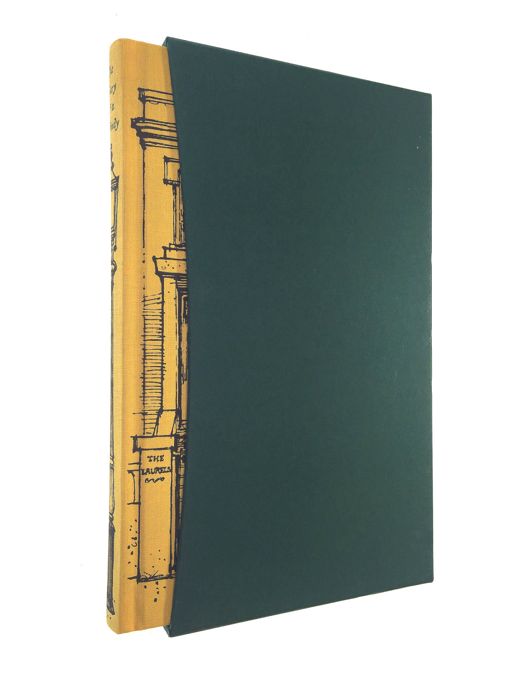 Image for The Diary of a Nobody (Folio Edition in slipcase)