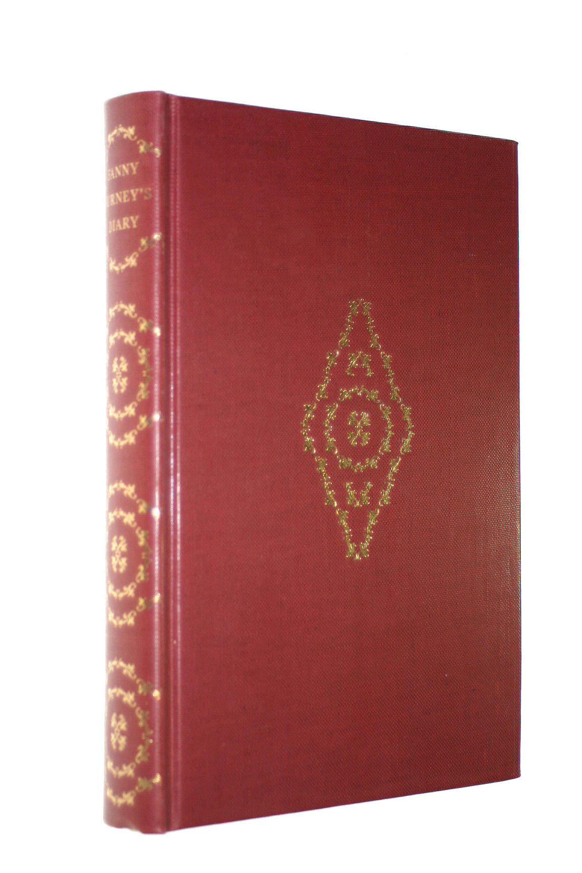 Image for Fanny Burney's diary: A selection from the diary and letters (Folio Society)