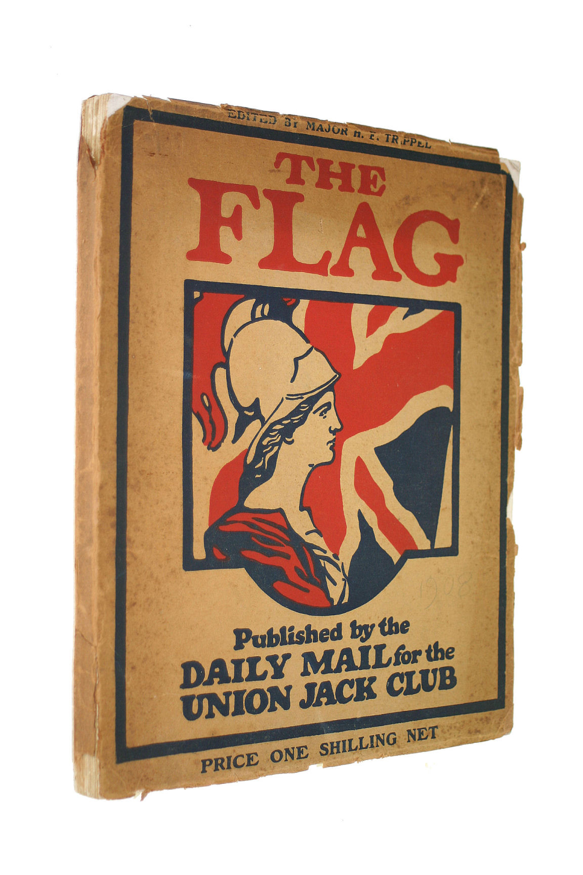 Image for The Flag: The Book of the Union Jack Club.