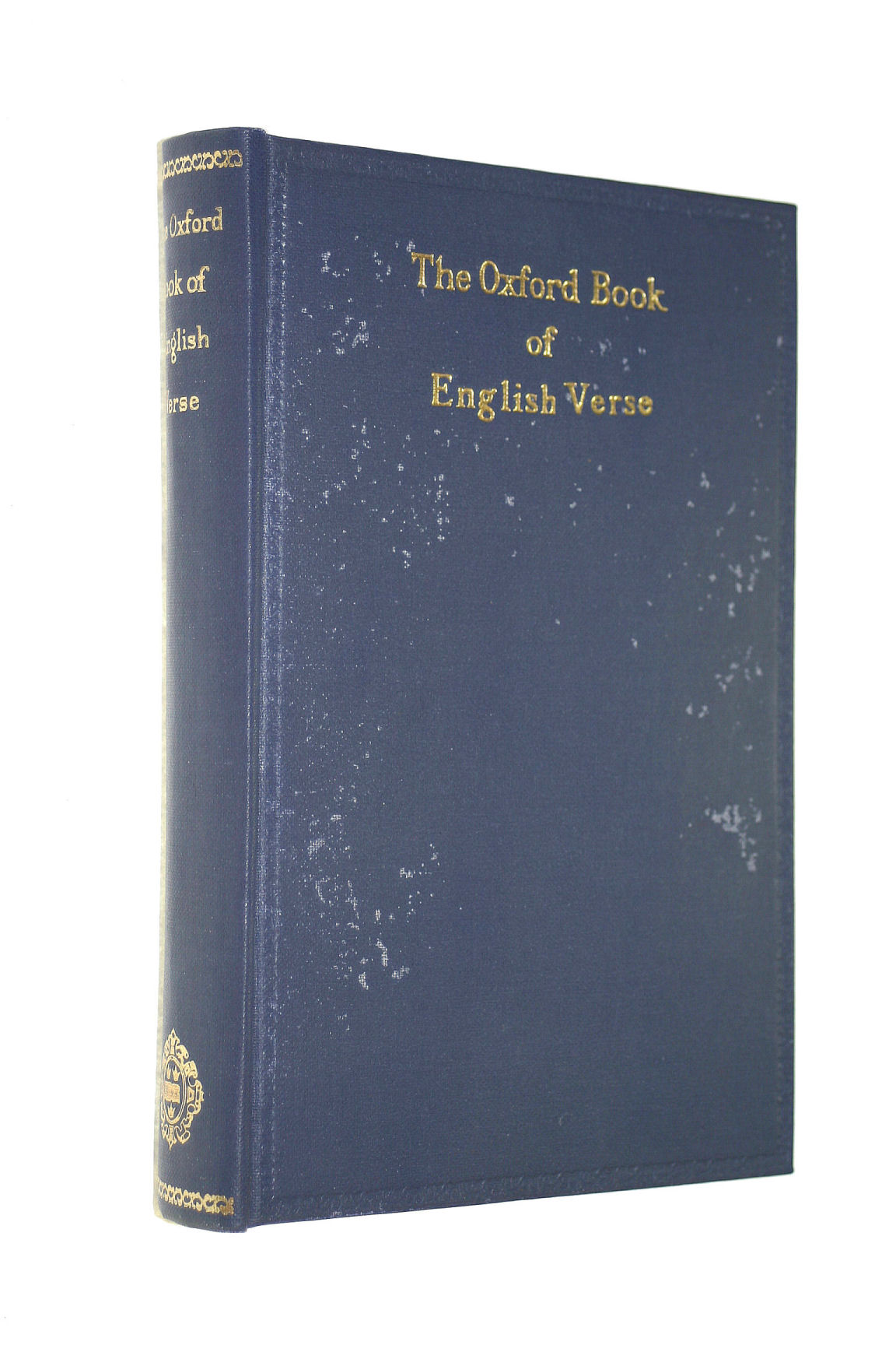 Image for The Oxford Book of English Verse 1250-1918