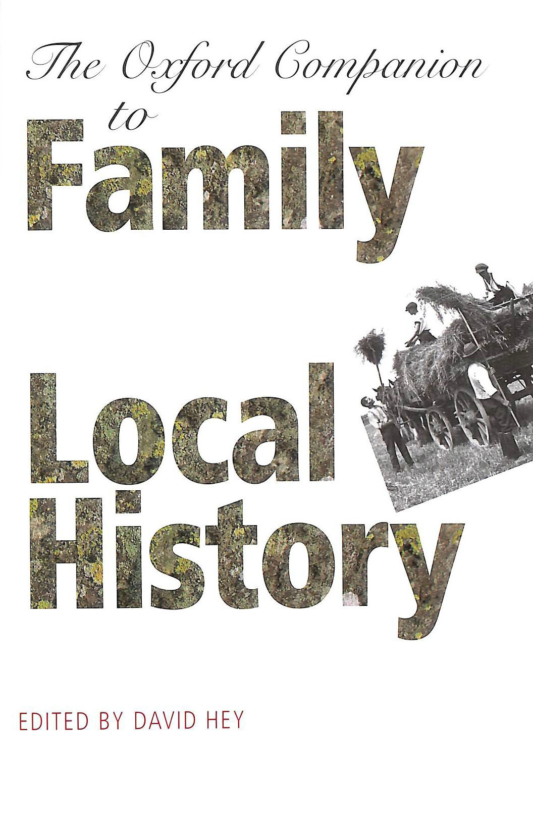 Image for The Oxford Companion to Family and Local History (Oxford Companions)