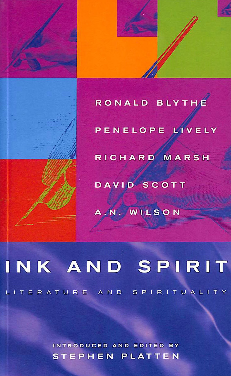 Image for Ink and Spirit: Literature and Spiritualitty: Literature and Spirituality