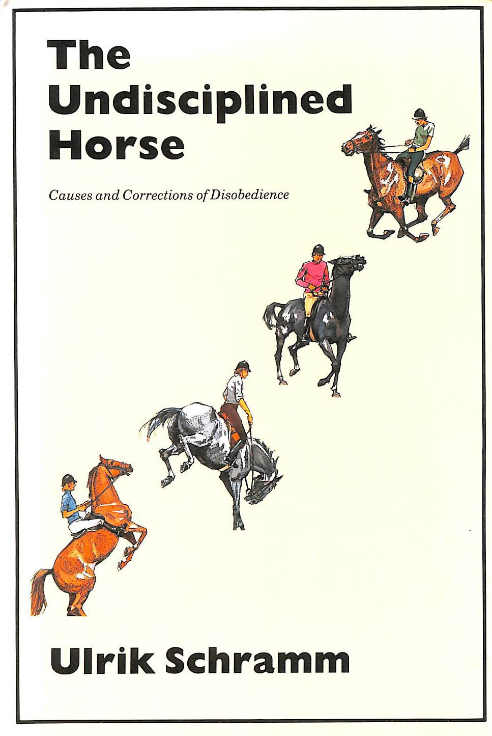 Image for The Undisciplined Horse