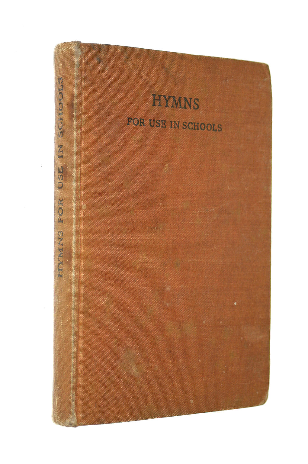 Image for Hymns for Use in Schools: Melody edition