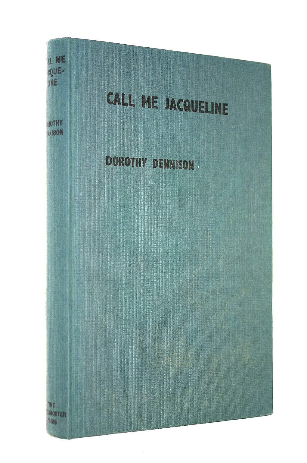 Image for Call me Jacqueline