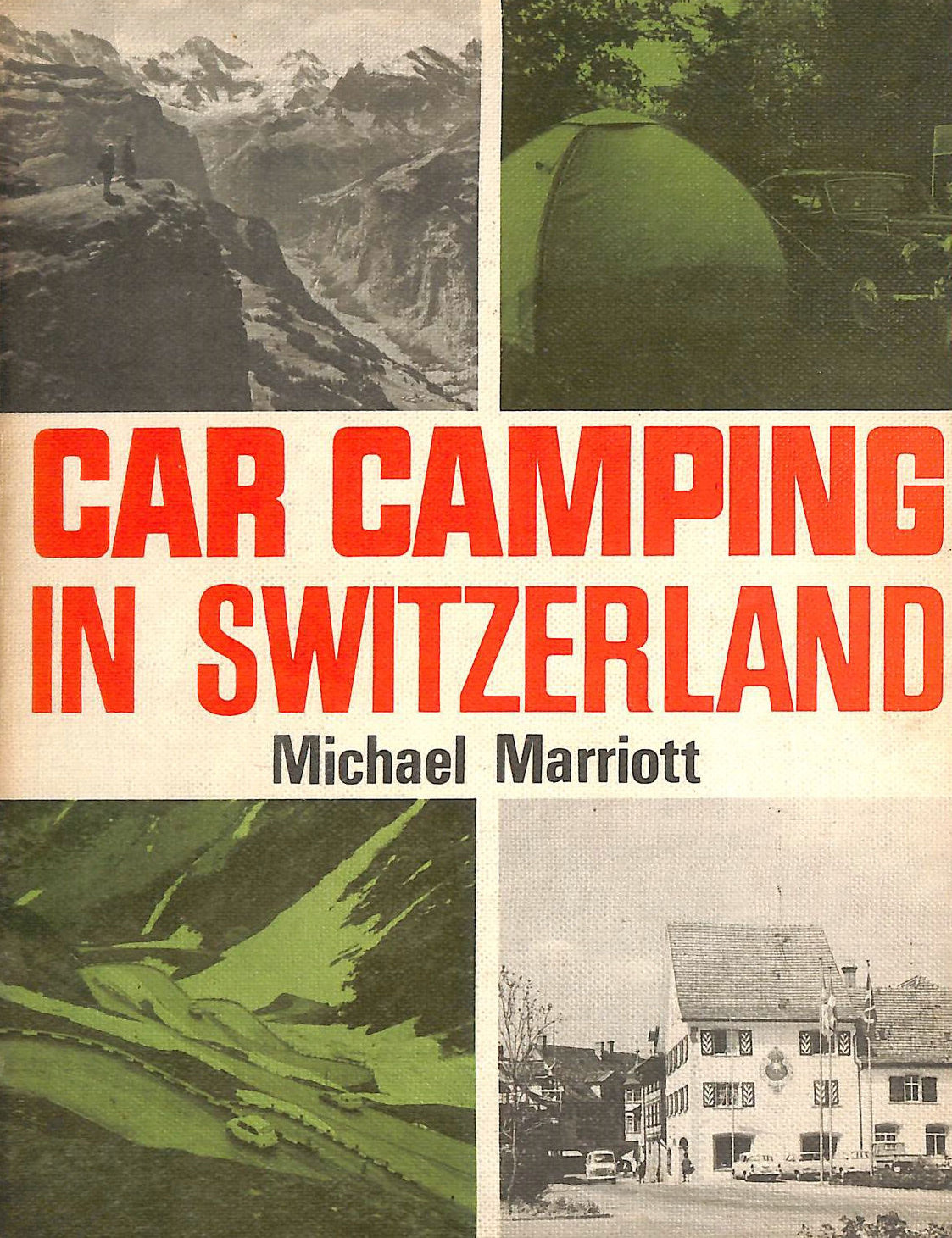 Image for Car Camping in Switzerland