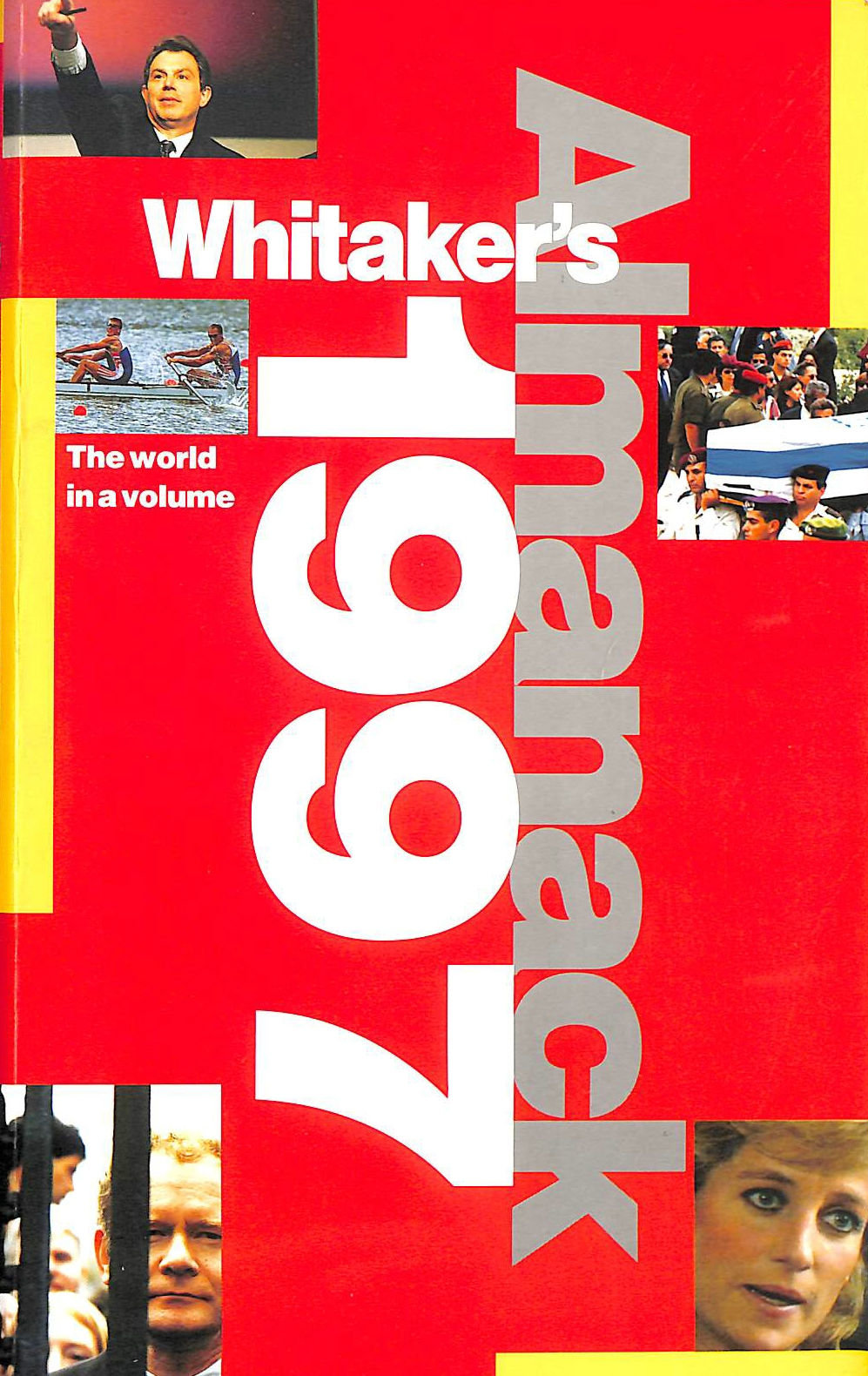 Image for Whitaker's Concise Almanack 1997: 129th annual edition