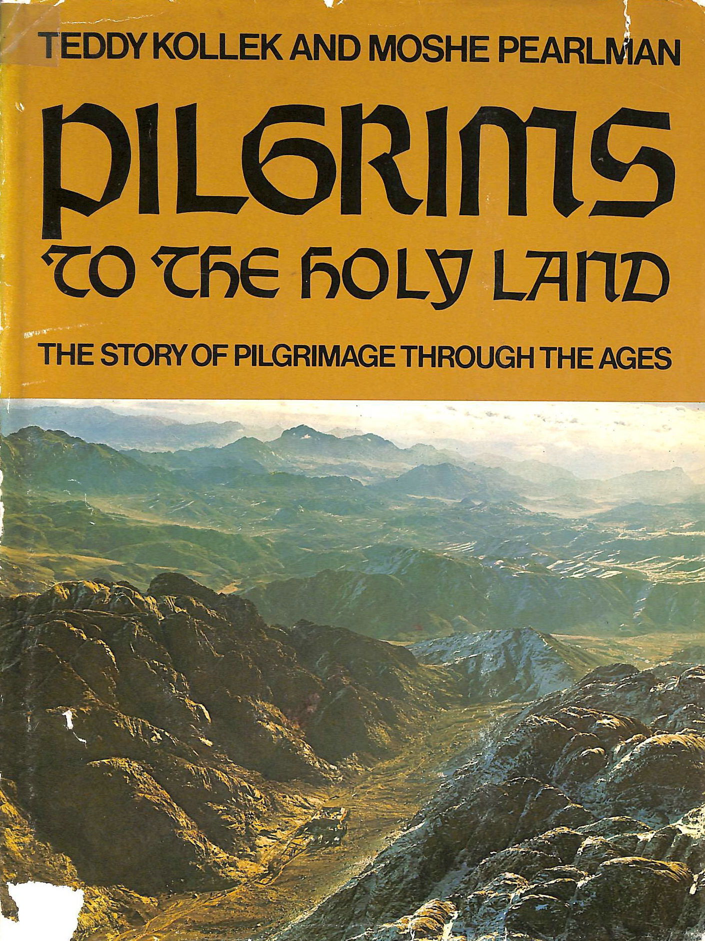 Image for Pilgrims to the Holy Land: Pilgrimage Through the Ages