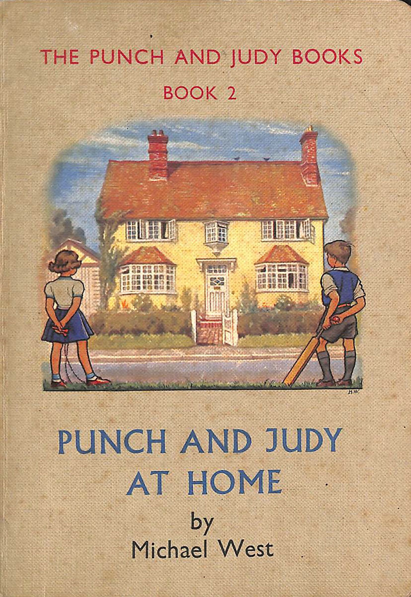 Image for Punch and Judy at Home